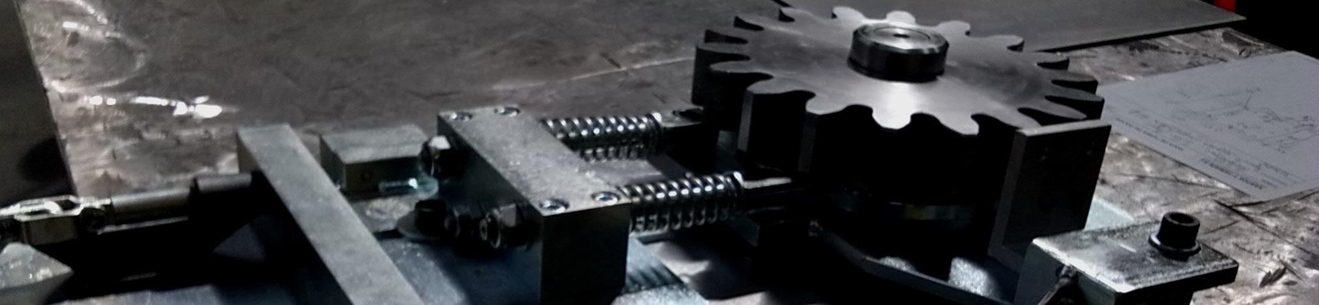 Diseño de máquinas, estructuras y mantenimiento industrial
